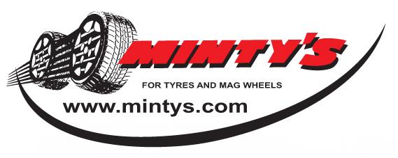 Mintys Tyres Logo
